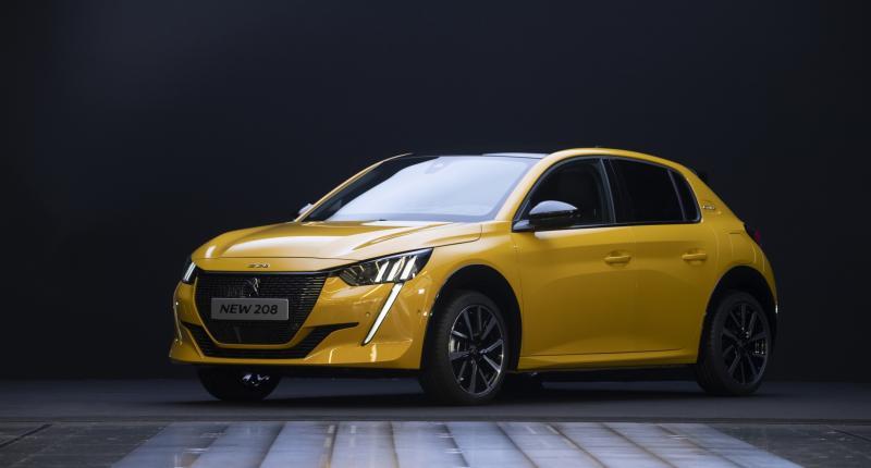 Groot nieuws: de nieuwe Peugeot 208 is een kleine 508