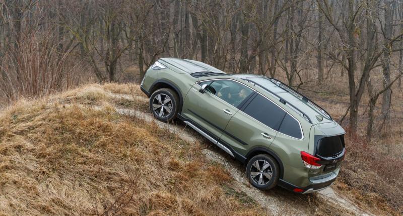 Eerste review Subaru Forester e-Boxer
