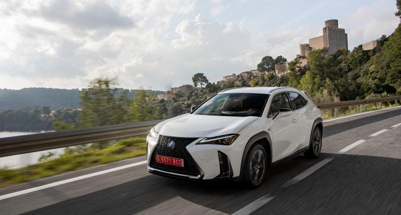 Review Lexus UX