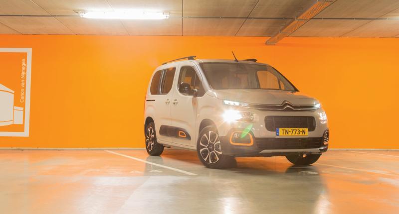 Citroën Berlingo: Making a Multispace