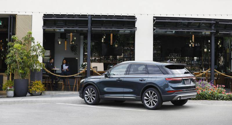 Lincoln Corsair is Ford Kuga in vermomming