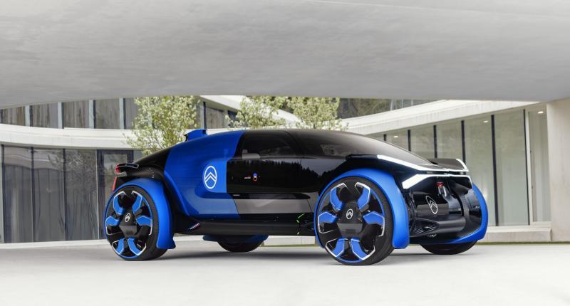 Dit is de Citroën 19_19 Concept! Maar wat is het?