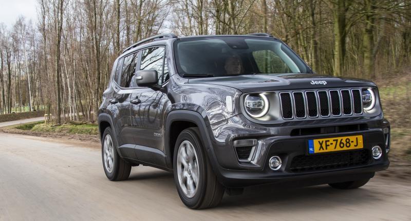 Jeep Renegade 1.0T: De aanhouder wint