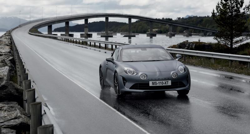 Wat maakt de nieuwe Alpine A110S extra sportief?