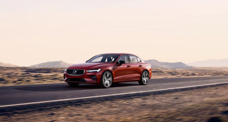 Test Volvo S60: Sportsedan of niet?