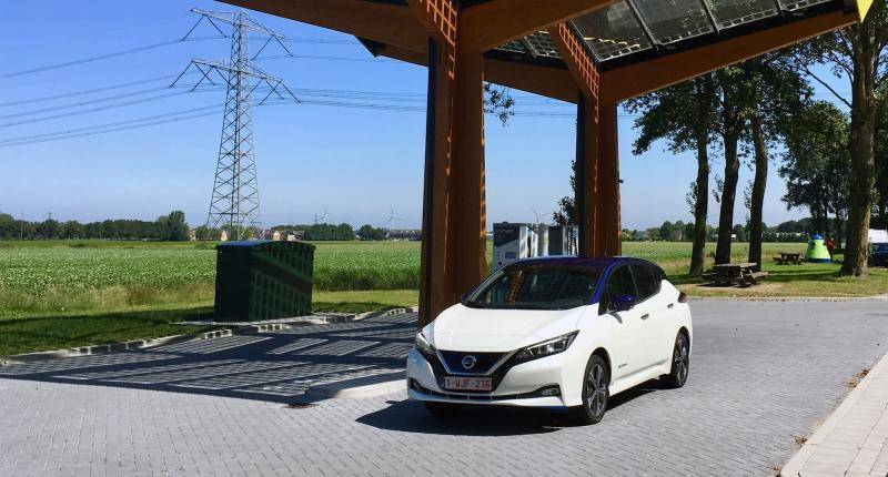 Eerste review: Nissan Leaf e+ (62 kWh)