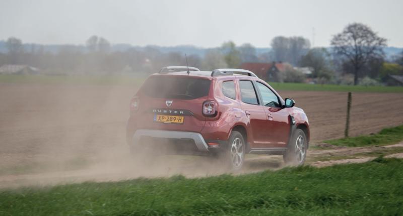 Test Dacia Duster TCe 130