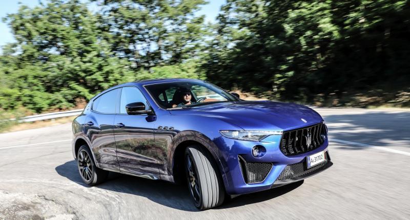 Eerste review Maserati Levante Trofeo (2019)