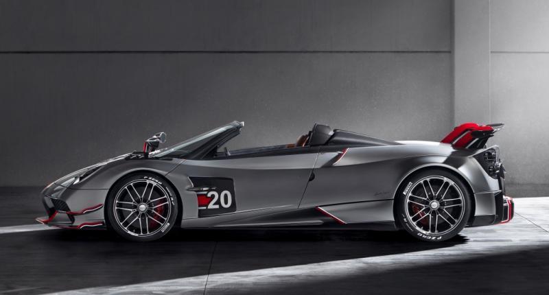 Pagani gaat elektrisch, maar blijft ook V12 trouw