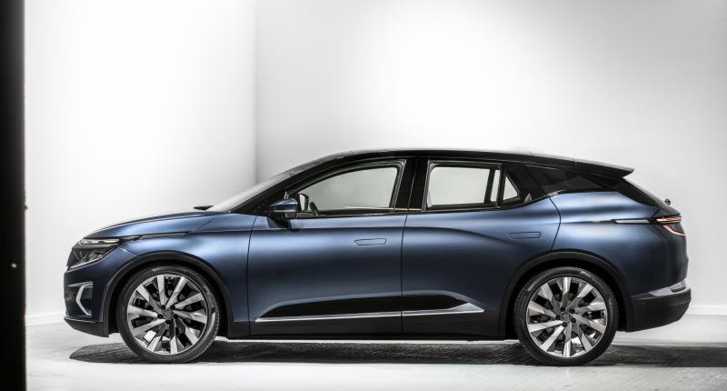 Steekt de Byton M-Byte straks Tesla naar de kroon?