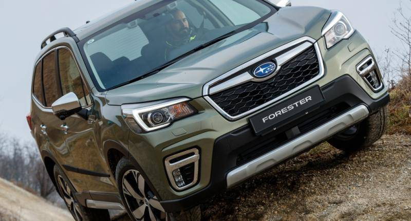 Eerste review Subaru Forester e-Boxer (2019)