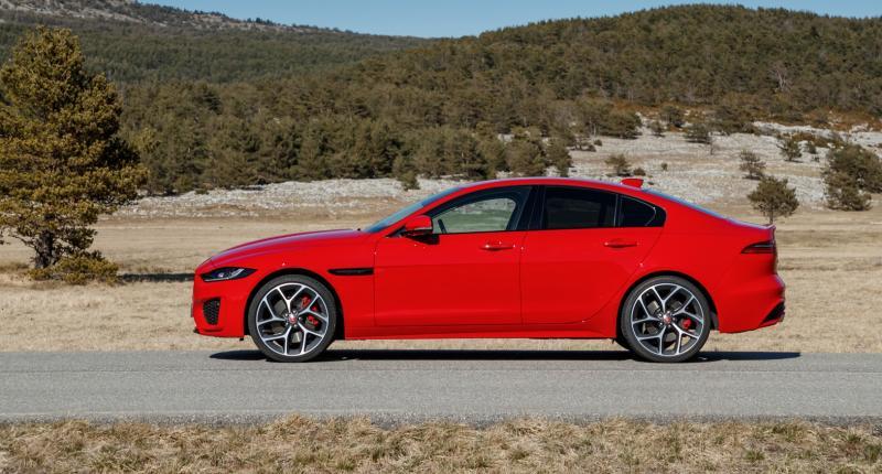 Eerste review Jaguar XE P300 AWD (2019)