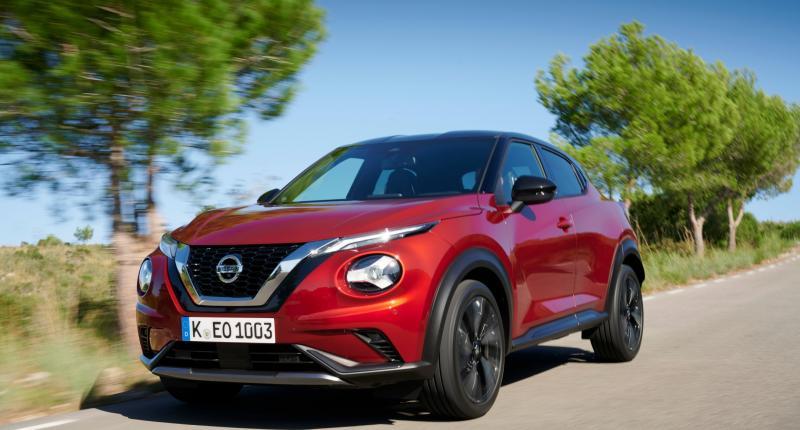 Eerste review Nissan Juke (2019)