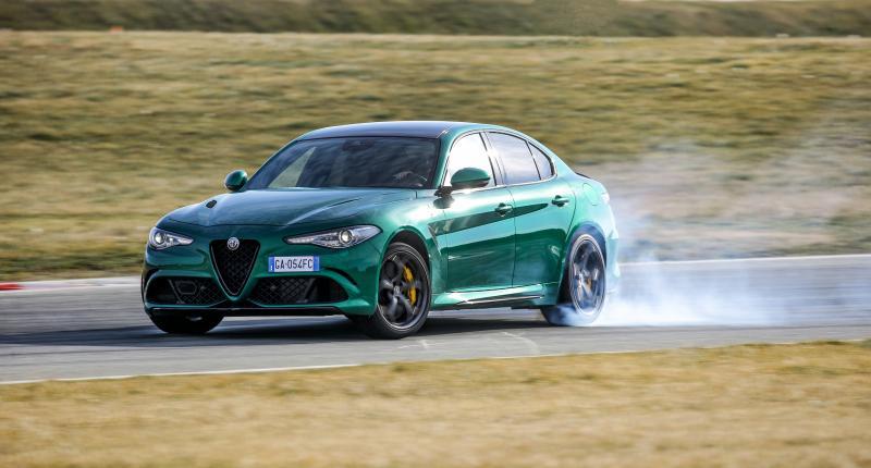 Stellantis zet peperduur Alfa Romeo Giulia/Stelvio-platform bij het grofvuil