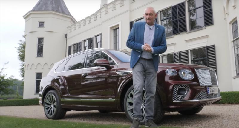 VIDEO REVIEW Bentley Bentayga Hybrid - Met dit paleis kun je 40 kilometer elektrisch rijden