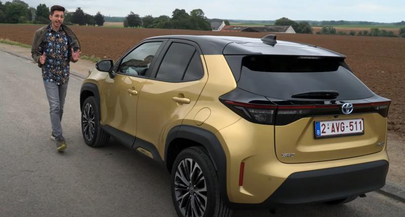VIDEO REVIEW - De nieuwe Toyota Yaris Cross kan weleens een hit worden