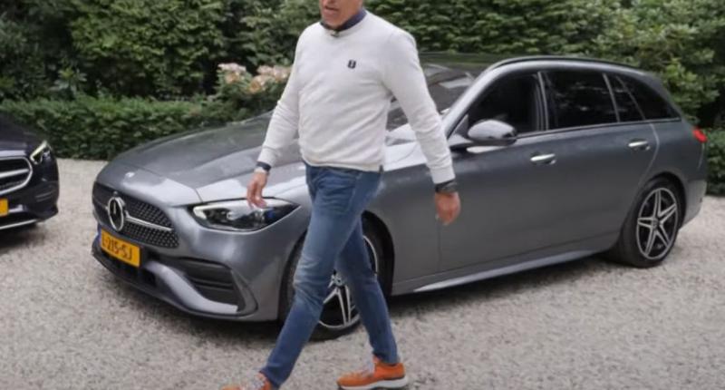 VIDEO REVIEW - Nieuwe Mercedes C-klasse Estate (2021) staat bol van de S-klasse-techniek
