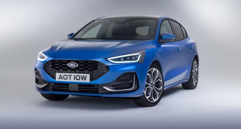 Vernieuwde Ford Focus (2021) kijkt opeens een stuk opgewekter