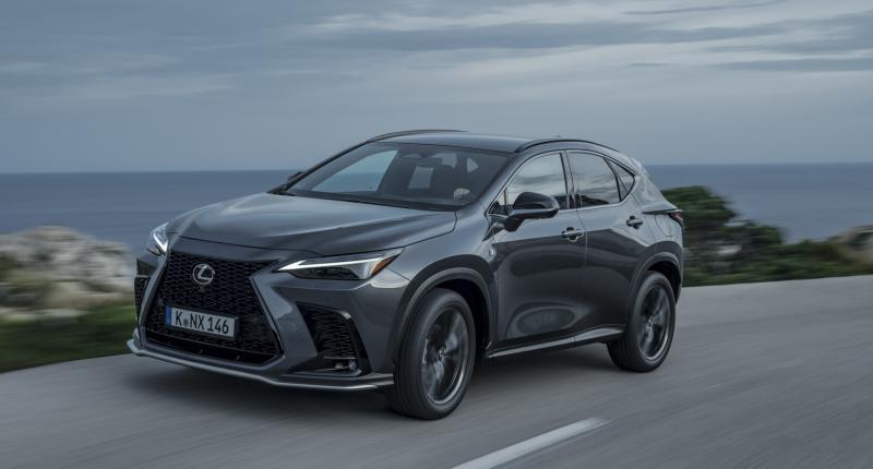 Eerste review Lexus NX (2021) - De eerste plug-in hybride-poging van Lexus is gelijk goed