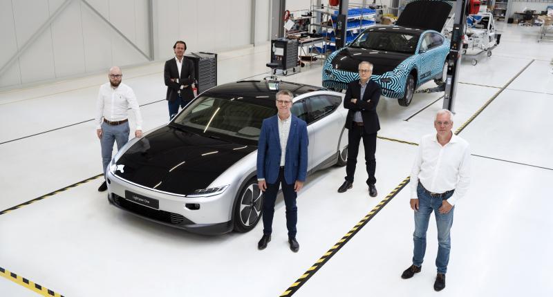 Lightyear One: waarom de Nederlandse Tesla-concurrent in Finland gebouwd wordt