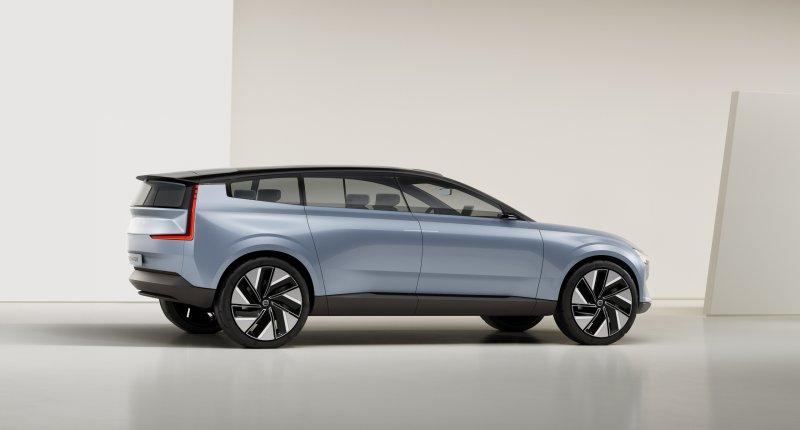 Zo maakt Volvo gehakt van Tesla: Volvo Concept Recharge krijgt actieradius van 1000 km