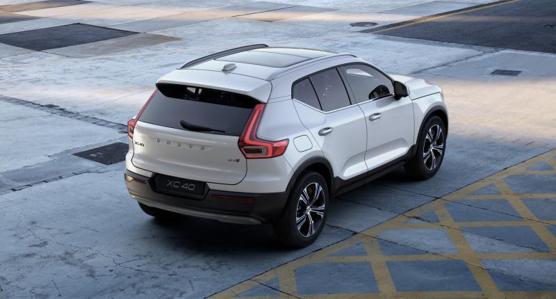 Volvo XC40 krijgt er een mild-hybridversie bij. Bestaande hybride wordt zuiniger
