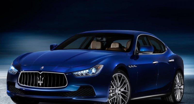 Meer foto´s van de Maserati Ghibli