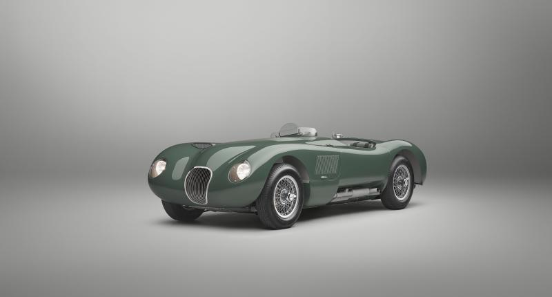 Spelen met de configurator: hoe stel jij jouw nieuwe Jaguar C-Type samen?