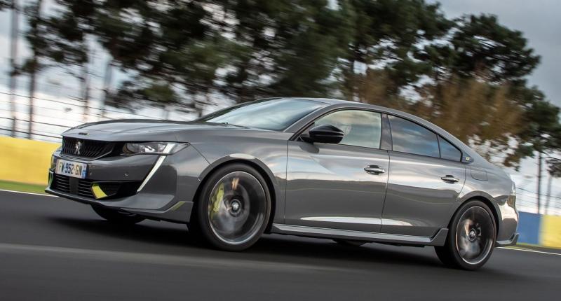 Prijsvergelijking: Peugeot 508 PSE versus Audi S4, BMW 3-serie en Volvo S60