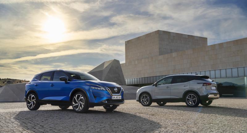 4 redenen om de Nissan Qashqai zelf te gaan bekijken bij de dealer