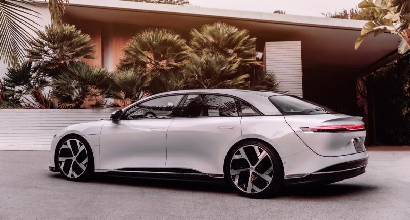 Lucid Air - Deze nieuwe elektrische auto heeft de grootste actieradius ter wereld
