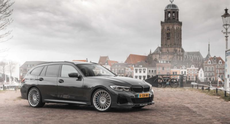 Eerste review: Alpina B3 Touring is duurder dan BMW M3 Competition, maar is hij ook beter?