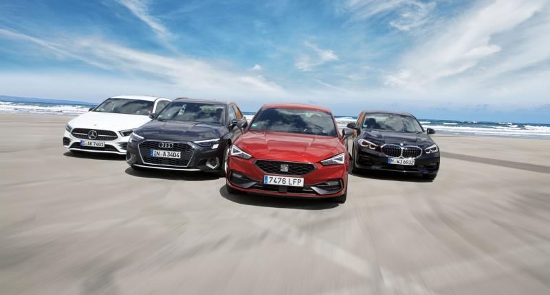 Test: waarom kan de BMW 118i zijn concurrenten niet bijhouden?