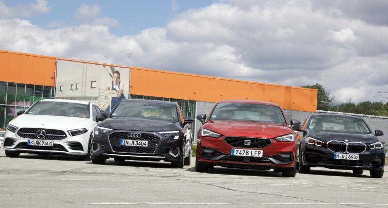 Test: wat heeft de Audi A3 Sportback nou eigenlijk meer te bieden dan de Seat Leon?