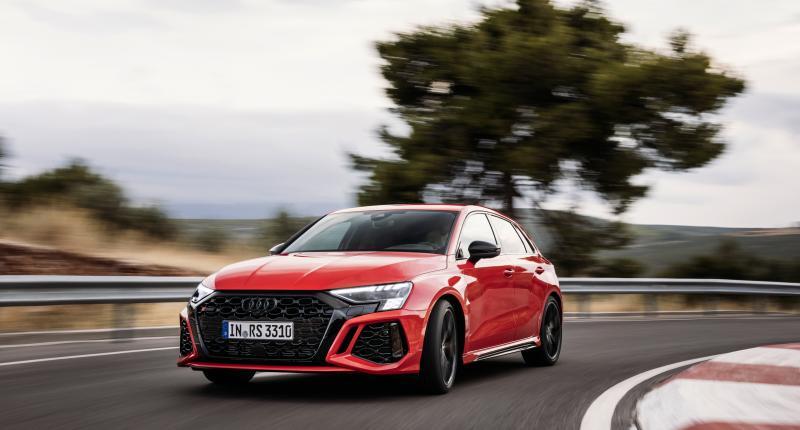 Eerste review Audi RS 3 (2021) - Een vieze, vuige alleskunner om van te houden