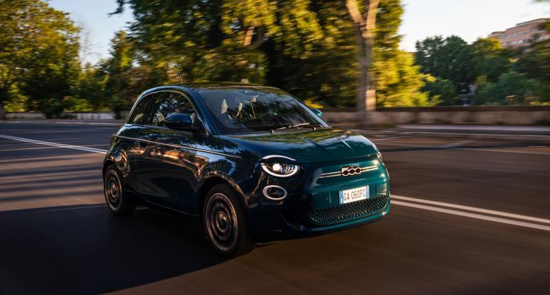 Eerste review: redt de elektrische Fiat 500e het merk van de ondergang?