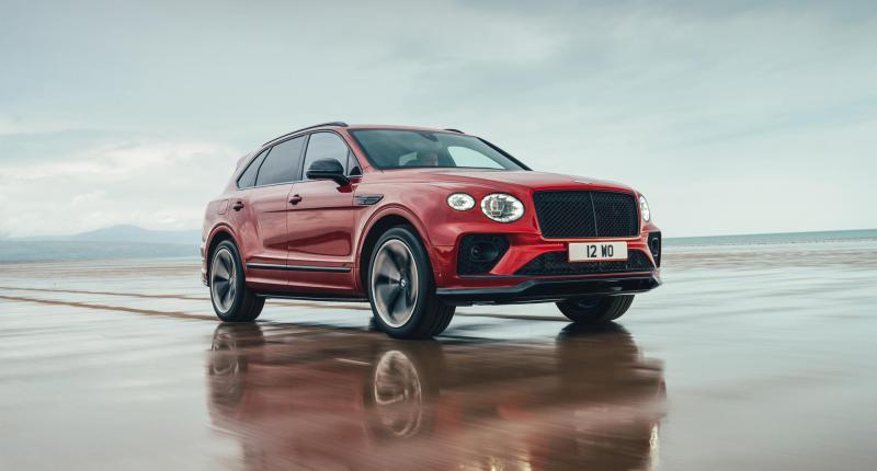 Lachen joh! Bentley Bentayga S belooft laag brandstofverbruik