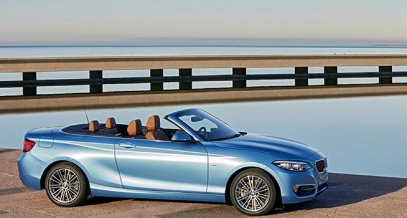 BMW 2-cabrio