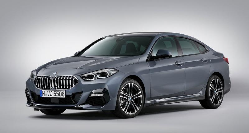 BMW 2-Gran Coupe