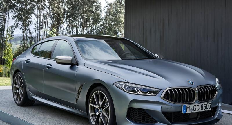 BMW 8-Gran Coupe