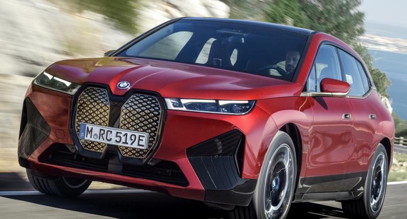 Test - De elektrische BMW iX is een statement! Maar niet foutloos ...