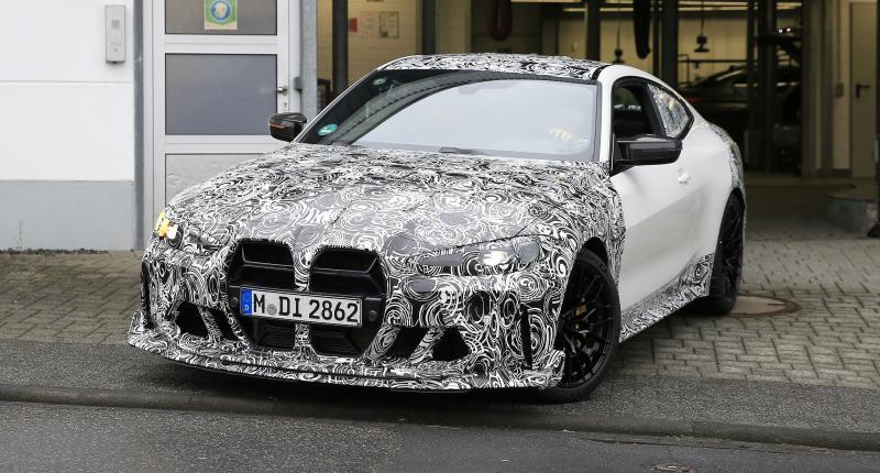 Nieuwe BMW M4 CSL moet flink afvallen om de 'Leicht' in zijn naam waar te maken