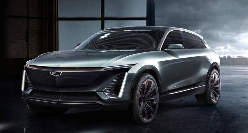 Cadillac vanaf 2030 volledig elektrisch