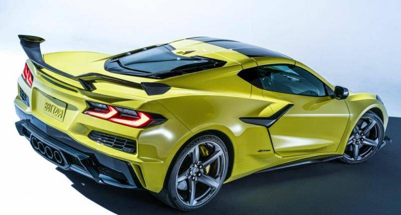 De nieuwe Corvette Z06 heeft de sterkste turboloze V8 aller tijden