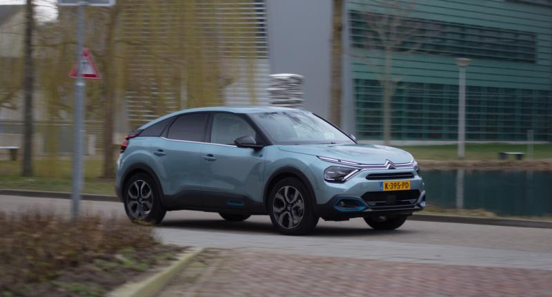 Eerste review Citroën e-C4 (2021): groot comfort, kleine ergernissen