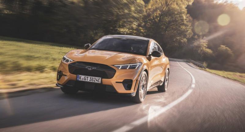 Eerste review: de elektrische Ford Mustang Mach-E GT (2021) is een beetje stout