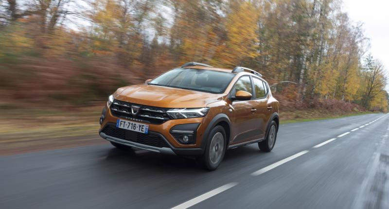 Eerste review Dacia Sandero Stepway (2021): wie wil er nog een Renault Clio?