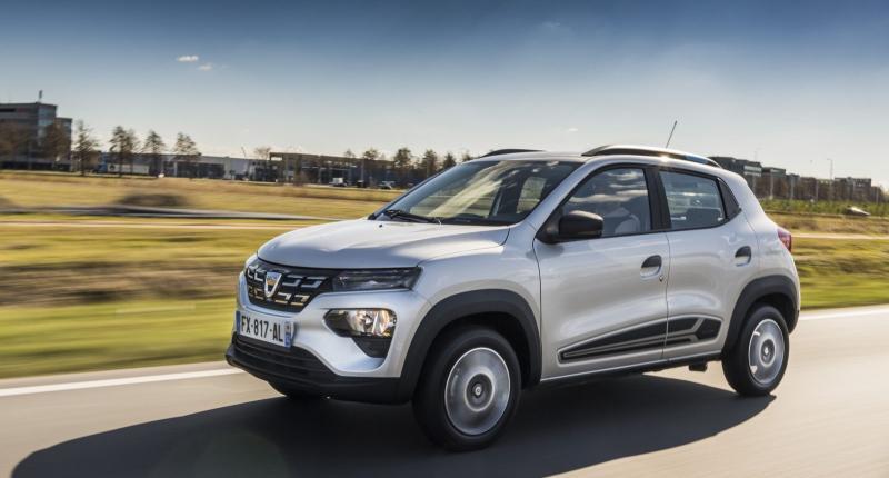 Eerste review Dacia Spring Electric: de goedkoopste elektrische auto