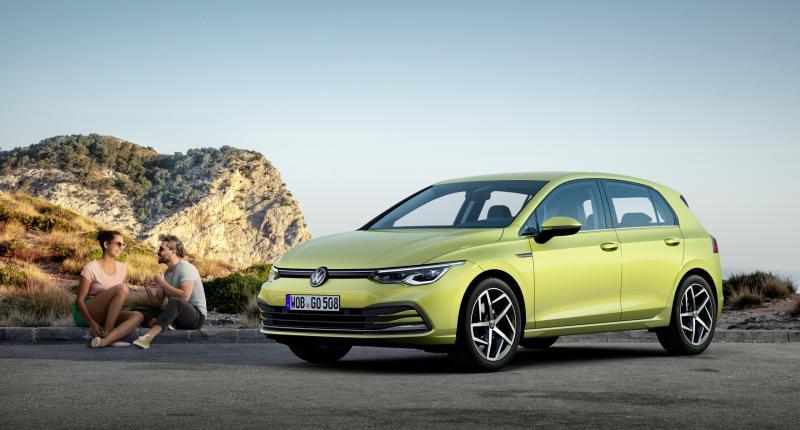 Officieel: de nieuwe Volkswagen Golf 8 (2019)