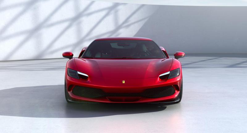 Apple-designers gaan eerste elektrische Ferrari tekenen. Krijgt-ie iPhone-trekjes?